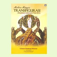 makna minggu transfigurasi