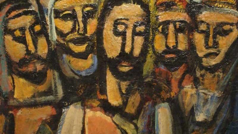 Georges-Rouault-Krist-i-apostoli-800x450