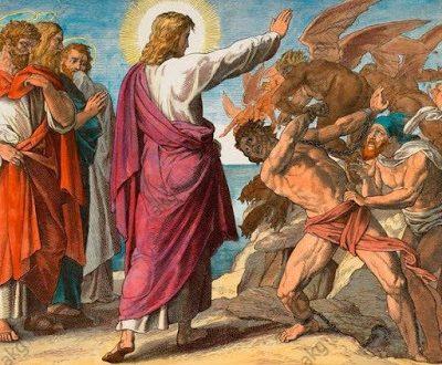 Diperbarui oleh Firman yang Berkuasa  (Ul. 18:15-20; Mzm. 111; 1Kor. 8:1-13; Mark. 1:21-28)