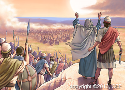 Bila Tuhan Mengutus  (Hakim-hakim 4:1-7; Matius 25:14-30)