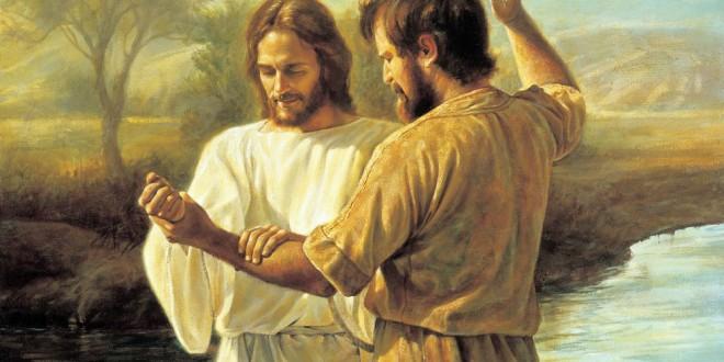 Prapaskah I: Ulasan Yesus Dibaptis dan Dicobai (Dibaptis dan Dicobai agar Siap Memberitakan Injil  Kej. 9:8-17; Mzm. 25:1-10; 1Petr. 3:18-22; Mark. 1:9-15)