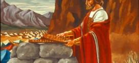 Kepemimpinan yang Diberkati (Yosua 3:7-17;Mazmur 107:1-7, 33-37;1Tesalonika 2:9-13;Matius 23:1-12)