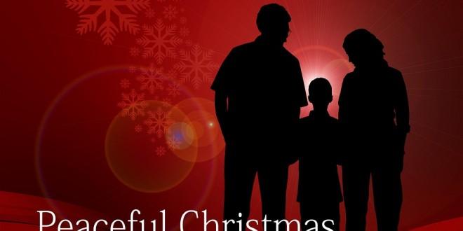 Liturgi Natal Keluarga untuk Jemaat