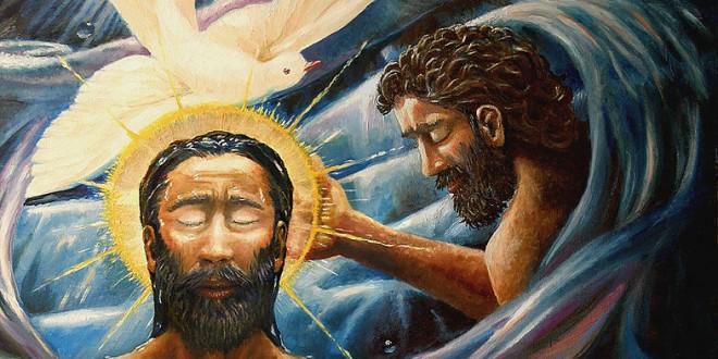 Minggu Yesus Dibaptis