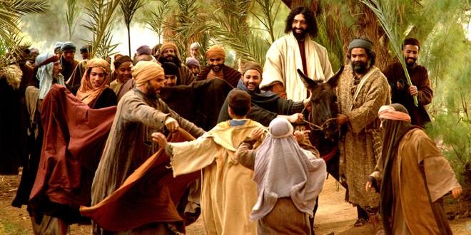 Minggu Prapaskah VI (Palma dan Sengsara)