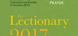 Daftar Bacaan Leksionaris RCL Tahun A 2017