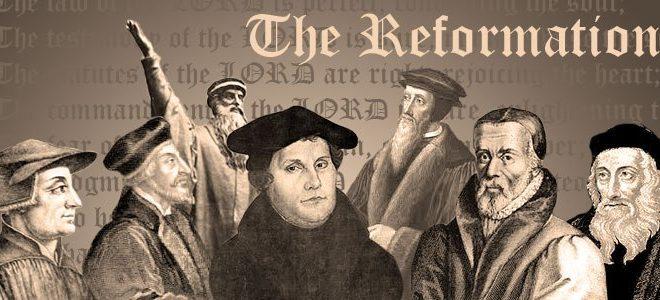 Mengenang Perayaan Reformasi Gereja ke-500 (Liberated by God's Grace)