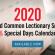 Bacaan Harian dan Mingguan Tahun A: 2020