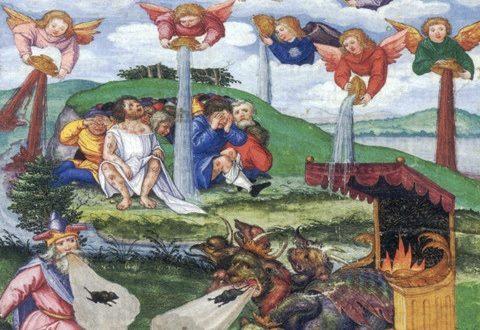 Makna Tujuh Murka Allah (Wahyu 16:1-21)