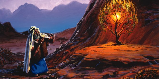 Ehyeh asyer Ehyeh (Keluaran 2:23- 3:15)