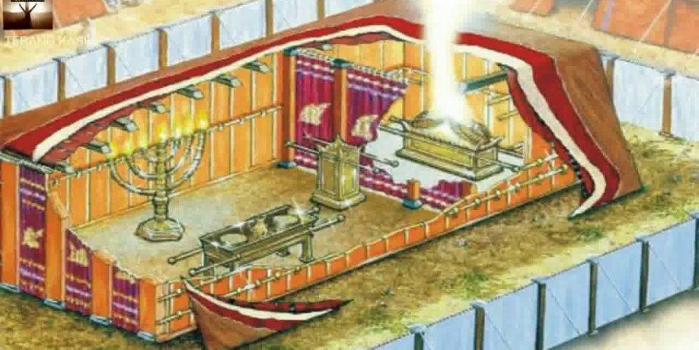 Mishkan: Kemah Suci (Keluaran 40:1-38)